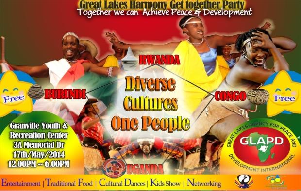 Get together flyer